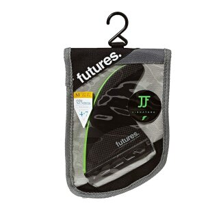 FUTURES Thruster Fin Set JJF-2 L Techflex