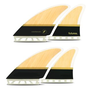FUTURES Quad Fin Set Controller Honeycomb