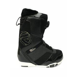 Snowboard-Boots Flow Luxe Boa Black - Gr. 37 1/2 (23,5)